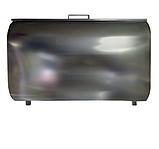 """Бак """"Комфорт"""" 95л горизонтальный эллипс для теплообменника.  (Ferrum), фото 2"""