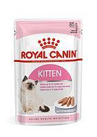 Для котят в паштете, Royal Canin Kitten, пауч 85гр.