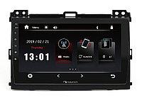 "ШГУ Toyota LC Prado 120 (Nakamichi NTA-2209) 4x50Вт,RDS,MP5,USB,BT,2.5D экран,мультиподсветка,MirrorLink, 9"""