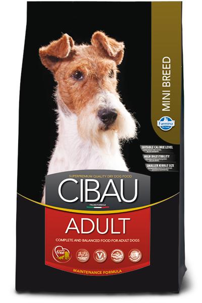 Adult Mini для мелких пород с курицей, Cibau, уп. 800гр.