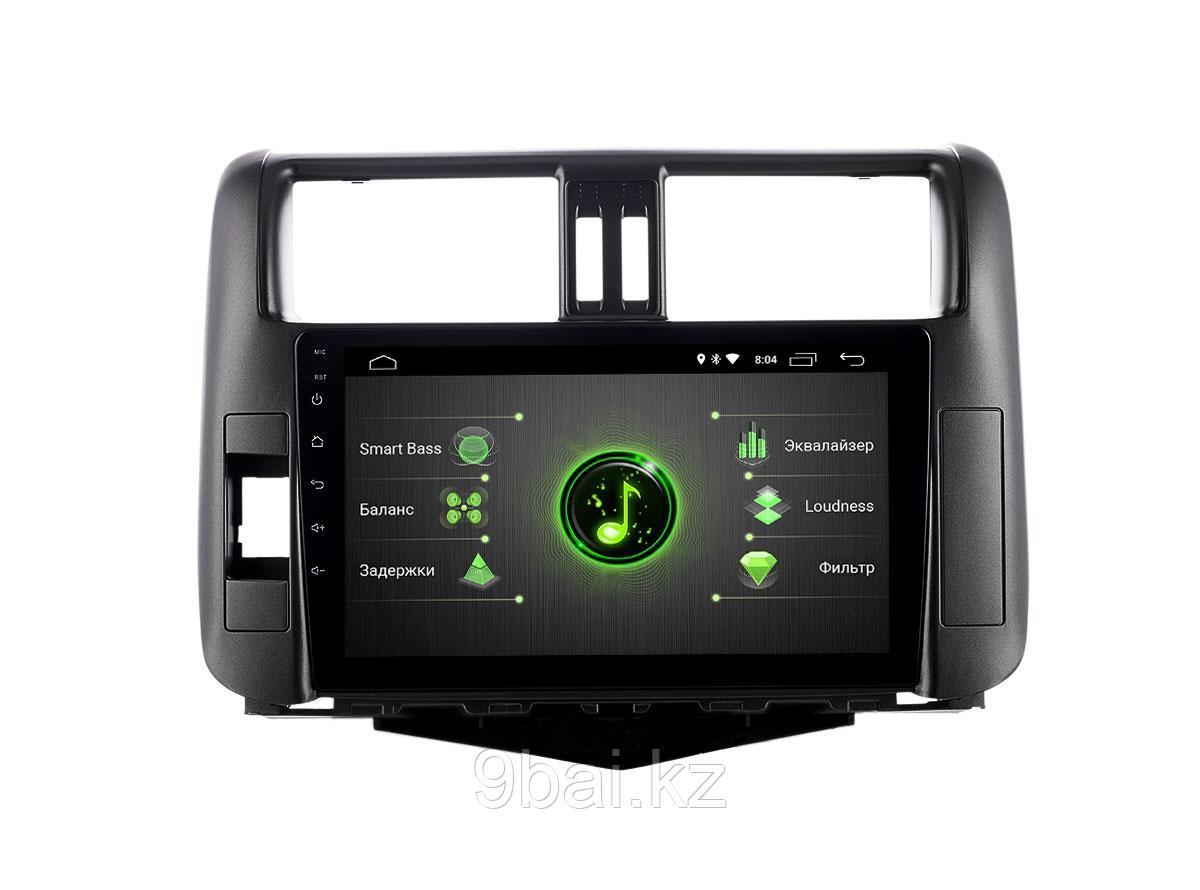 "ШГУ Toyota LC Prado 150 09-13 (INCAR DTA-2207) Android 10/1024*600, IPS, wi-fi, 9"", DSP"