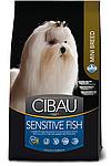 Sensitive Mini для собак мелких пород с рыбой, Cibau, уп. 800гр.