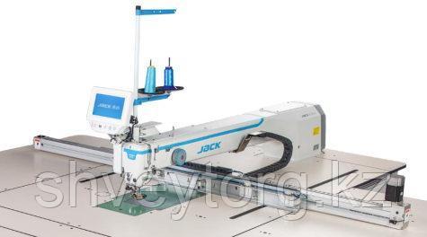 Автоматизированная многофункциональная промышленная машина циклического шитья Jack JK-MC-100A-95SS*F11