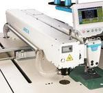 Автоматизированная многофункциональная промышленная машина циклического шитья Jack JK-MC-100A-95SS*F11, фото 3