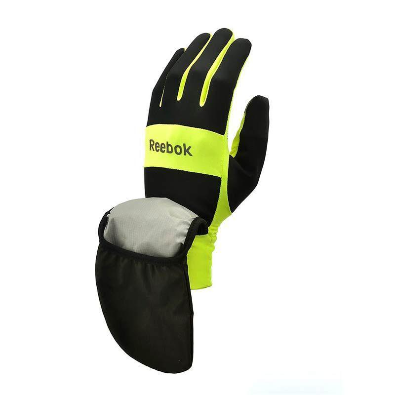 Всепогодные перчатки для бега Reebok RRGL-10132YL
