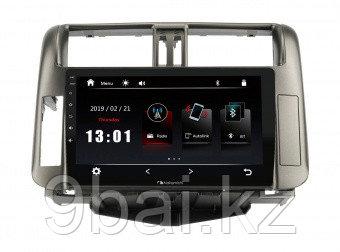 ШГУ Toyota LC Prado 150 09-13 (Nakamichi NTA-2207) 4x50Вт,RDS,MP5,USB,BT,2.5D экран,мультиподсветка,MirrorLink