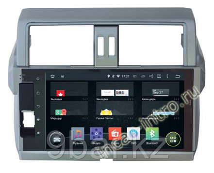 "ШГУ Toyota LC Prado 150 14-17 (INCAR AHR-2252) Android 5.1/1024*600,wi-fi, 10"""