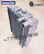 42N-03-11780, 42N-03-11870, 42N-03-11770, Радиатор охлаждения двигателя, Komatsu WB93, WB97.