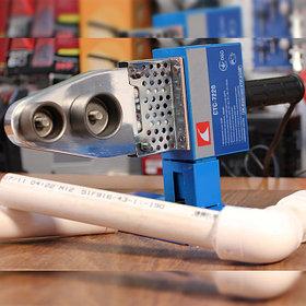 Оборудование для сварки и пайки пластиковых труб.