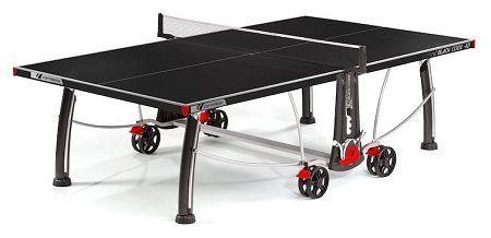 Теннисный стол всепогодный Cornilleau Black code Crossover Outdoor + RED pack color