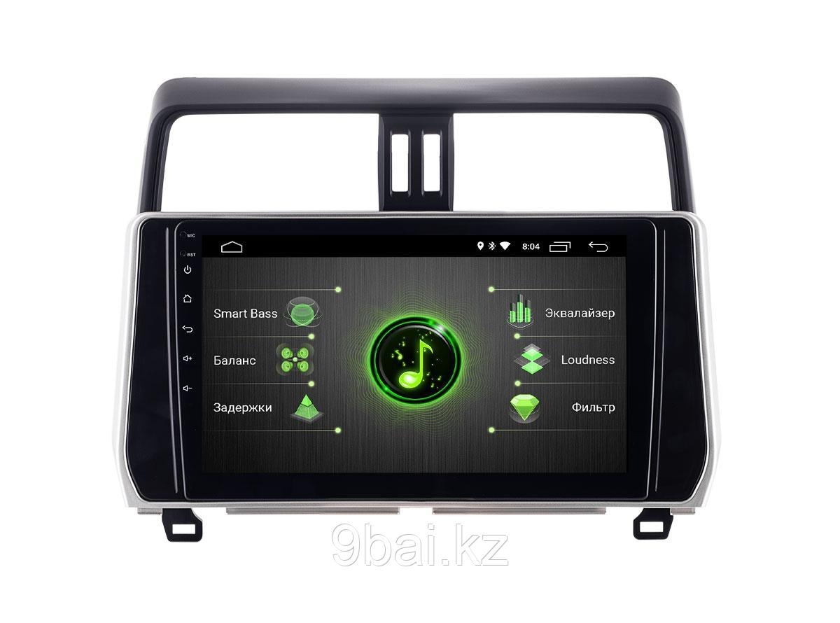 "ШГУ Toyota LC Prado 150 17+ (INCAR DTA-2210) Android 10/1024*600, IPS, wi-fi, 10"", DSP"