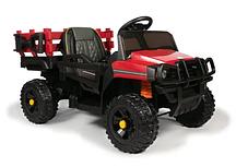 Грузовик с кузовом Barty TR 999 (Красный)
