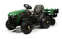 Трактор с прицепом Barty TR 777 (Зеленый)