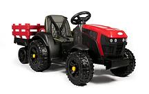 Трактор с прицепом Barty TR 777 (Красный)