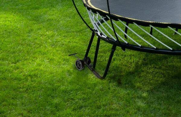 Колесики для батута Springfree Shifting Wheels - фото 3