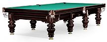 Бильярдный стол для русского бильярда Weekend «Turin» 12 ф (черный орех)