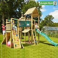 Детский городок Jungle Gym Palace + BridgeModule