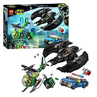 Аналог Lego 76120, Lari 11352 Бэт-Крыло Бэтмена и ограбление Загадочника.