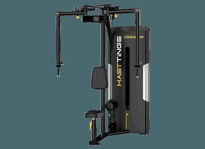 Пек-флай/задняя дельта Hasttings Digger HD003-1