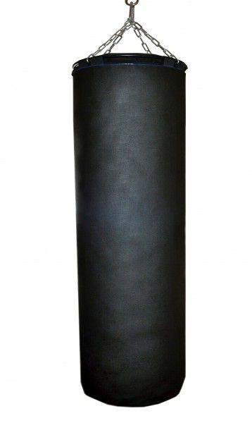 Боксерский мешок Рокки экокожа (размер в ассортименте) (Высота 100 см, Диаметр 40 см, Вес 40 кг)