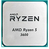 Процессор AMD Ryzen 5 3600 3,6Гц (4,2ГГц Turbo), AM4, 6/12, 32Mb, 65W, ОЕМ, фото 1