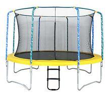 Батут Sun Tramps 10' диаметр 3,0 метра с сеткой и лестницей