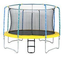 Батут Sun Tramps 12' диаметр 3,7 метра с сеткой и лестницей