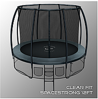 Батуты Clear Fit SpaceStrong 12ft