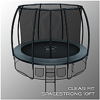 Батуты Clear Fit SpaceStrong 10ft