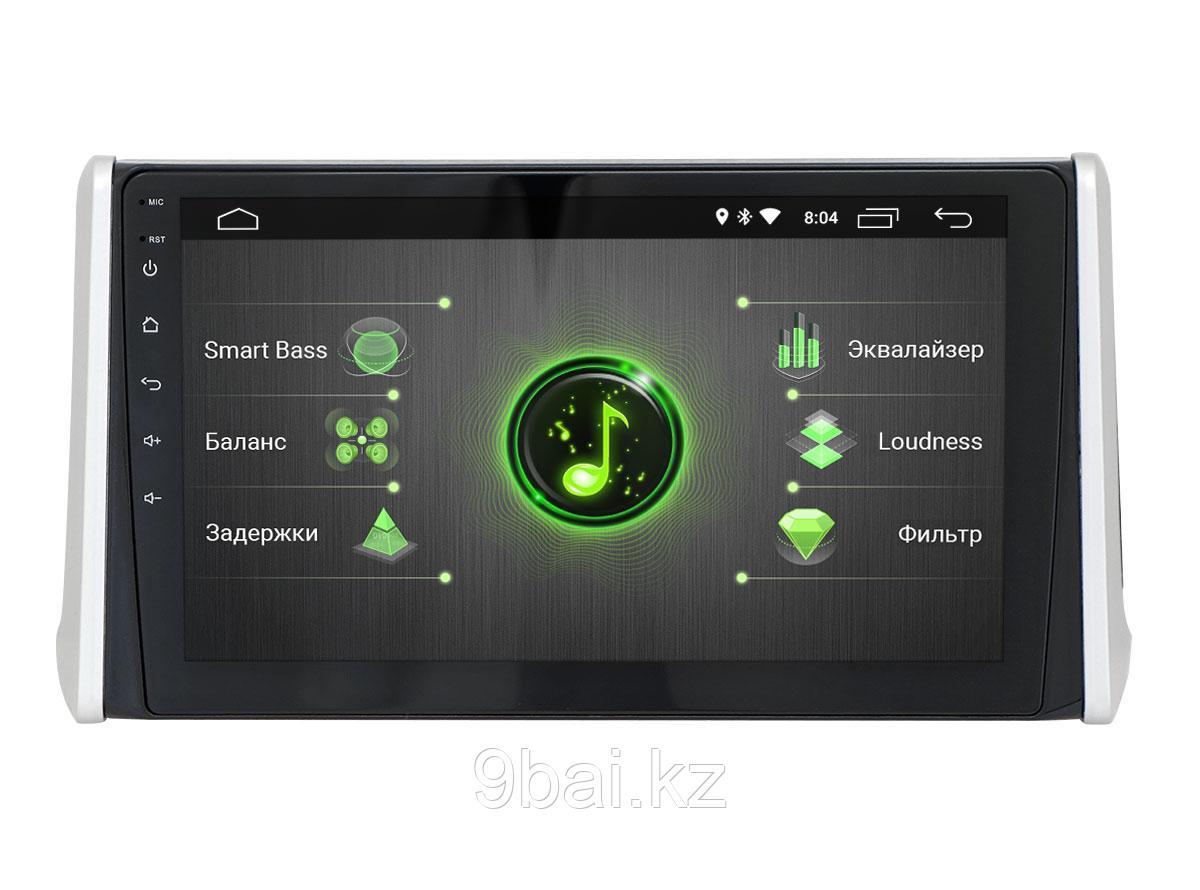 """ШГУ Toyota RAV4 V(XA50) 18+ (INCAR DTA-2204) Android 10/1024*600, IPS, wi-fi, 10"""", DSP"""