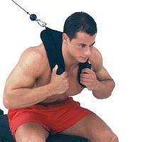 Мягкая тяга Body-Solid для скручивания (тренировка пресса) ACH18