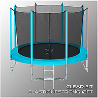 Батуты Clear Fit ElastiqueStrong 14ft