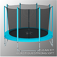 Батуты Clear Fit ElastiqueStrong 10ft