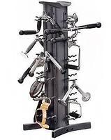 Подставка Body-Solid под аксессуары для тренажеров с тросами VDRA30