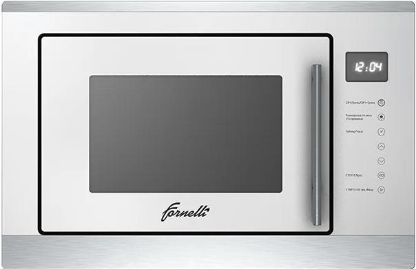 Микроволновая печь Fornelli MGA 60 RIFLESSO WH