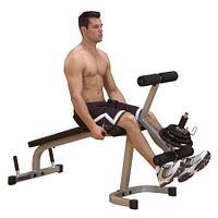 Сгибание и разгибание ног Body-Solid PLCE-165