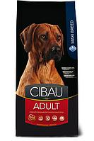 Adult Maxi для крупных пород с курицей, Cibau, уп.12 кг.