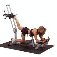 Тренажер для икроножных мышц и задних мышц бедра и ягодиц Body Solid PGM200
