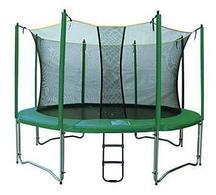Батут Fun Tramps 10' диаметр 3,0 метра с сеткой и лестницей