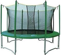 Батут Fun Tramps 6' диаметр 1,8 метра с защитной сетью