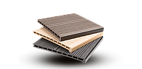 Ступени из ДПК (древесно-полимерный композит)