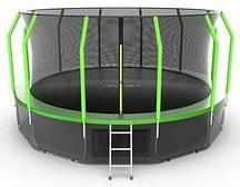 Батут EVO Jump Cosmo Internal 16ft + Lower net