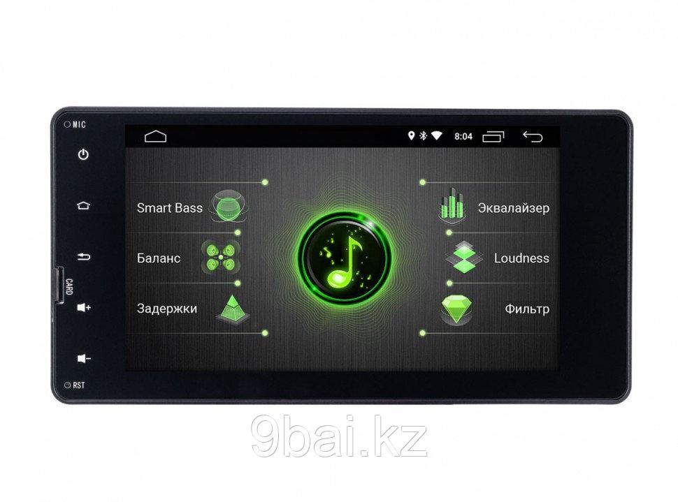 "ШГУ Toyota Universal  (INCAR DTA-2201) Android 10/1024*600, BT, IPS, wi-fi, 7"""