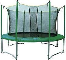 Батут Fun Tramps 8' диаметр 2,4 метра с защитной сетью