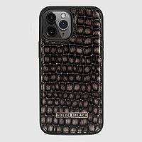 Чехол для телефона iPhone 12 Pro Max серый
