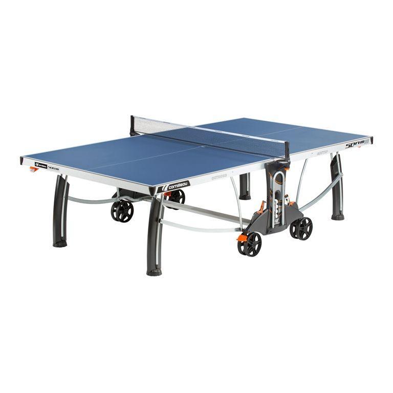 Теннисный стол всепогодный Cornilleau SPORT 500M CROSSOVER синий
