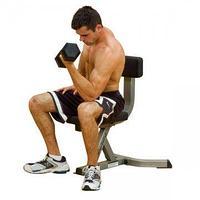Силовой тренажер BodySolid GST-20 скамья-стул
