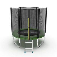 Батут EVO Jump External 6ft (Зеленый), фото 1