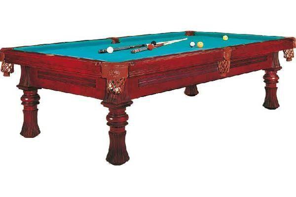 Бильярдный стол для пула DBO Berlin 9 ф (махагон)