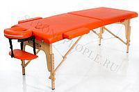 Складной массажный стол Restpro Classic 2 Orange, фото 1